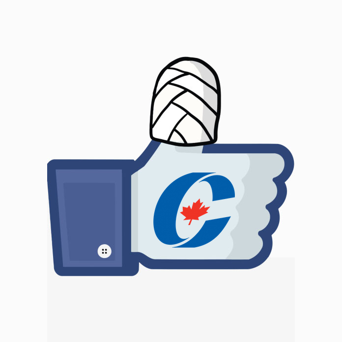 Conservative Party Buying Fake Likes On Facebook Mulligan Tam