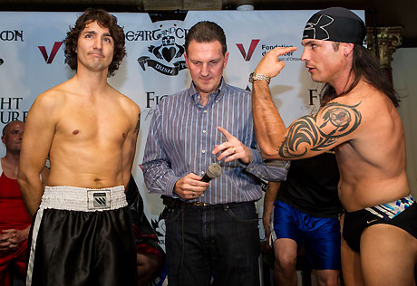 Trudeau and Brazeau